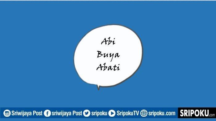 Perbedaan Makna Kata Abi, Buya, Abati dalam Bahasa Arab, Ternyata Inilah Panggilan Tepat untuk Ayah