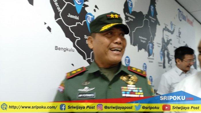 Pangdam II Sriwijaya Mayjen TNI AM Putranto Jagokan 2 Negara Ini Melaju ke Final Piala Dunia 2018