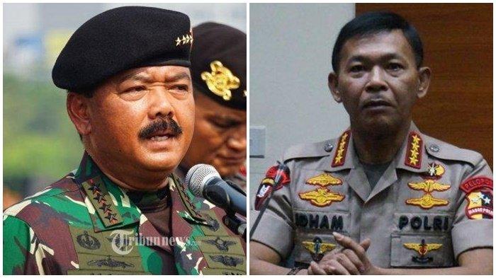 Kapolri dan Panglima TNI ke Palembang, Berikut Sejumlah Agenda Kunjungan Kerjannya