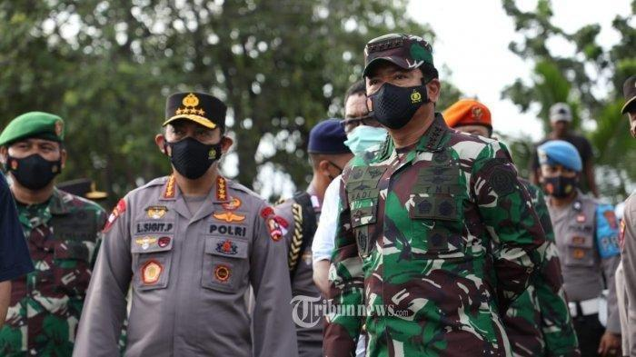 KKB Papua Ketar-ketir, Panglima TNI dan Kapolri Cek Operasi Penumpasan: Gunakan  Pola Baru