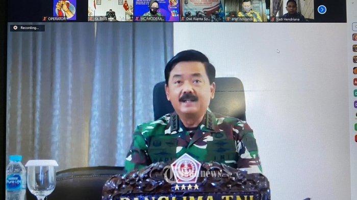 Panglima TNI Ingatkan Media Sosial Menjadi Alat Propaganda untuk Membangkang