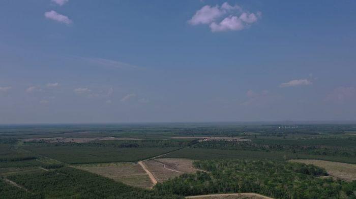 Penanggulangan Kebakaran Hutan dan Lahan, Kolaborasi Teknologi Udara