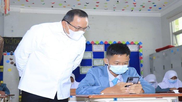 Bupati Muba Minta Sekolah Penuhi Syarat untuk Gelar Sekolah Tatap Muka, Juga Berlaku untuk Orangtua