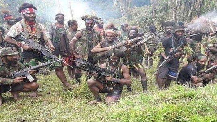 'MEREKA ITU Siapa?' Beran-beraninya KKB Papua Sebut Ilaga Zona Perang:Papua Wilayah NKRI