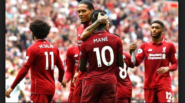 LINK Live Streaming (TV Online RCTI) Liverpool vs Tottenham Final Liga Champions Nonton Lewat HP