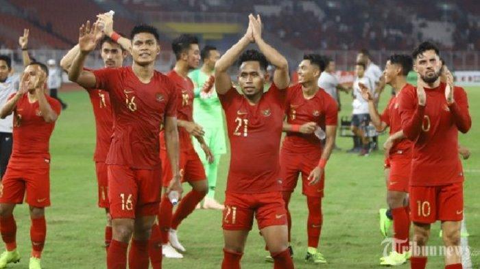 Jelang Lawan Yordania, Berikut Daftar 21 Pemain Timnas Indonesia Dari Kiper Hingga Peyerang
