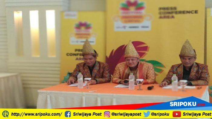 Berita Palembang: BKB Palembang Jadi Lokasi Kegiatan Festival Pesona Lokal, Minggu (4/11/2018)