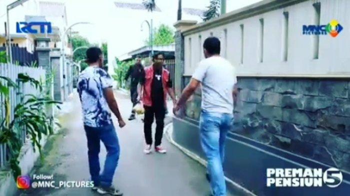 Sinopsis Preman Pensiun 5 Episode 2 Mei 2021, Pasar Diblokade Kang Mus, Anak Buah Bang Edi Takluk?