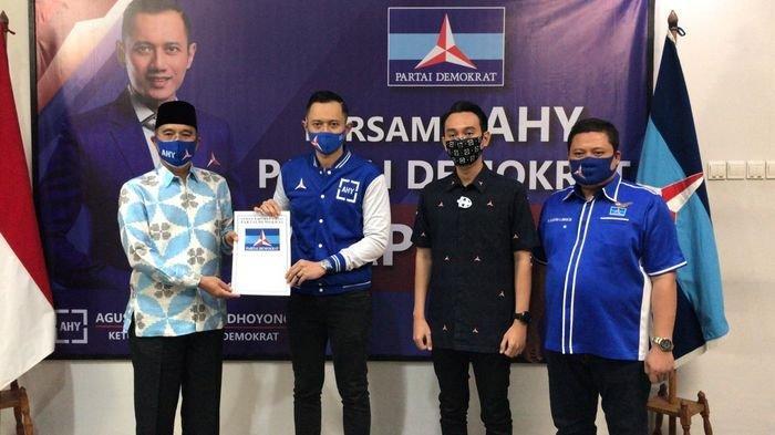 Partai Demokrat Rekomendasikan Pasangan H Hendra Gunawan dan H Mulyana Maju Pilkada Musirawas 2020