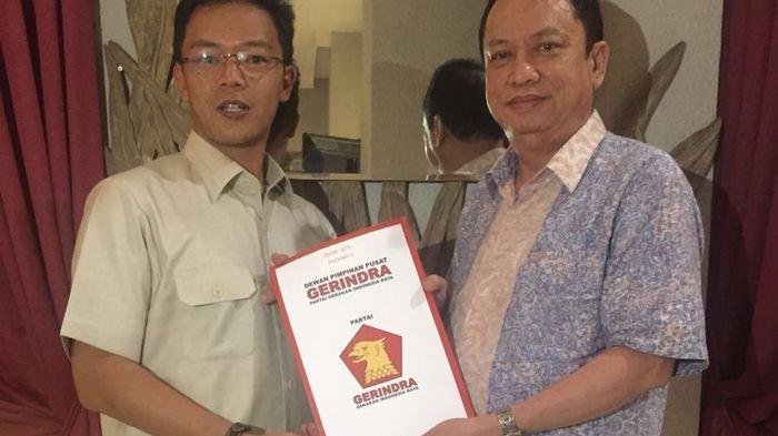 Dukungan Gerindra Pada Pilwako Palembang Diisukan Bercabang. Ini Jawaban Ketua DPD.Gerindra Sumsel