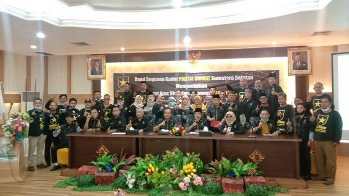 Tokoh Muhammadiyah Deklarasikan Partai Ummat, Ini Respon PW Muhammadiyah dan Alumni IMM Sumsel