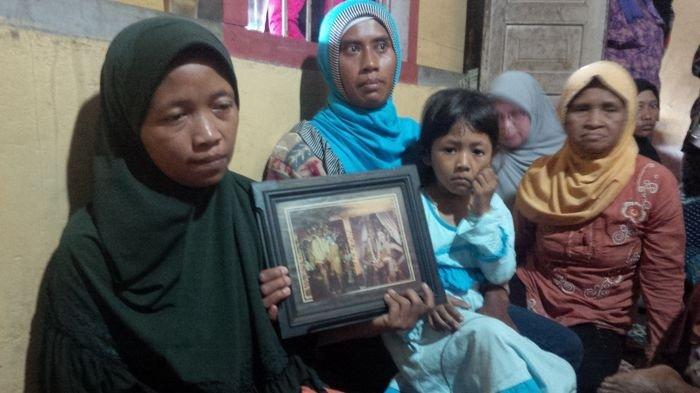 Istri Indrayani: Kalau Sudah Takdirnya Seperti ini Kami Ikhlas 