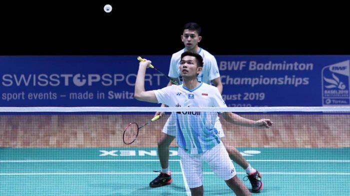 Rekap Hasil Kejuaraan Dunia Bulutangkis 2019 - Fajar/Rian Dipastikan ke Babak Perempat Final