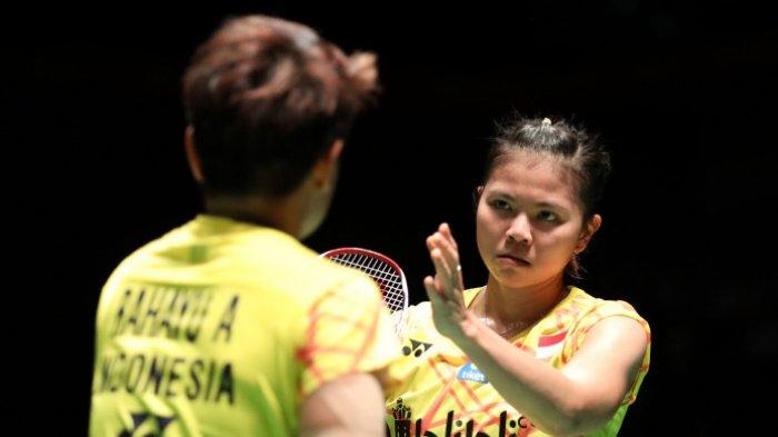 Hong Kong Open 2018: Apriyani Rahayu/Greysia Polii Berhasil Melaju ke Babak Kedua