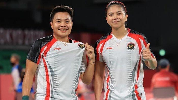 Final Bulutangkis Olimpiade Tokyo 2020: Medali Perak di Tangan, Greysia/Polii Ambisi Incar Emas