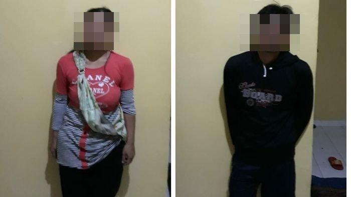 Pasangan Menikah Ilegal Ditangkap dan Diamankan di Polres OKU,  Sang Wanita Masih Istri Orang Lain