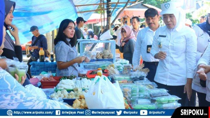 Meski PPKM di Sumsel, Pemkot Palembang Bolehkan Pasar Beduk dan Shalat TarawihSaat Ramadan