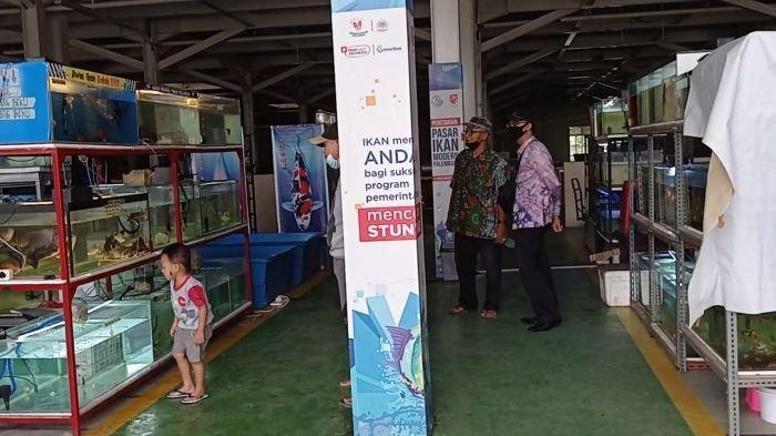 Masih Ingat Pasar Ikan Modern Palembang Diresmikan Mantan Menteri Edhy Kini Pedagang Mengeluh