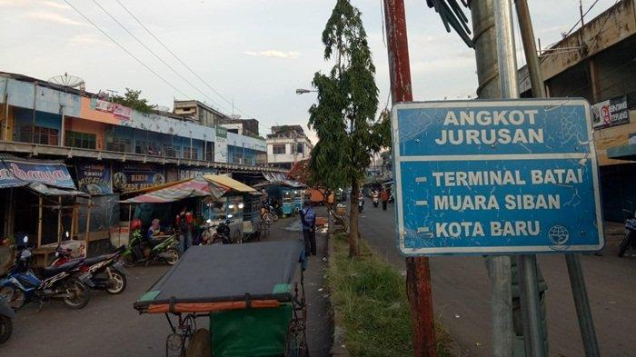 Buntut Jalan Satu Arah, Pedagang di Kawasan Pasar Lematang Lahat Bakal Dipindahkan
