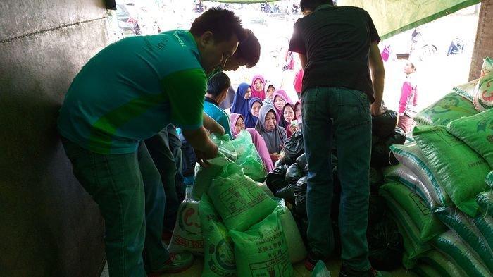 Pemkot Pagaralam Gelar Pasar Murah, Antisipasi Sembako Naik Jelang Lebaran, Beras Rp 65.000/10 kg