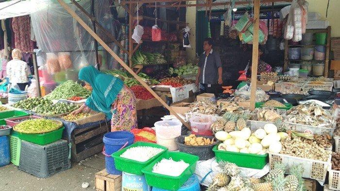 Harga Ikan Teri pun Melejit, Jelang Ramadan Harga Bahan Pokok di Muratara Mulai Merangkak Naik