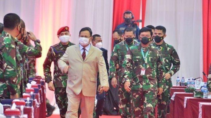 MENDADAK Prabowo Rekrut 100 Anggota Kopassus Terbaik, Bentuk Pasukan Khusus Menhan: Kawal  VVIP