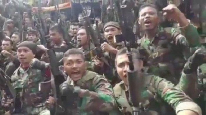 Nyali Perkasa, KKB Ngaku tak Ciut dengan Pasukan Setan, Ancam Musnahkan Pendatang: tak Bisa Keluar