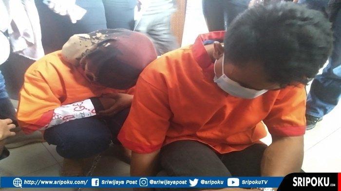 Tawarkan Pesta Asusila, Pasutri Asal OKI Dijatuhkan Hukuman 2 Tahun Penjara oleh Kejari Palembang