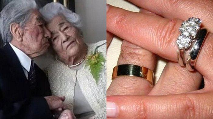 Kisah Cinta Suami Istri yang Bikin Haru, Akhirnya Dinobatkan Jadi Pasangan Menikah Tertua di Dunia