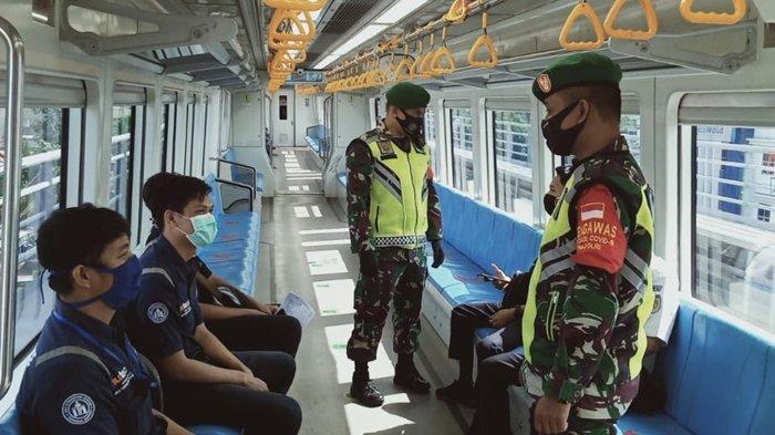 Tingkat Keterisian LRT Hanya 30 Persen Selama Ramadan, Dampak dari Larangan Mudik 2021?