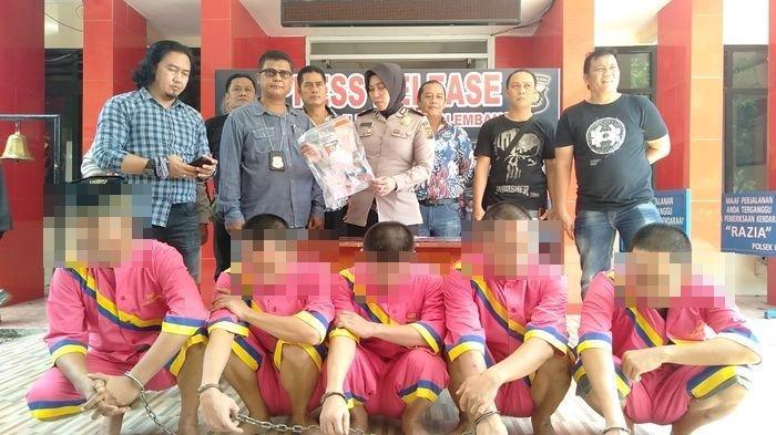 Narkoba Jenis Sabu di Dubur Awi, Ungkap Rencana 5 Orang Hendak Pesta Sabu di Ilir Timur I Palembang