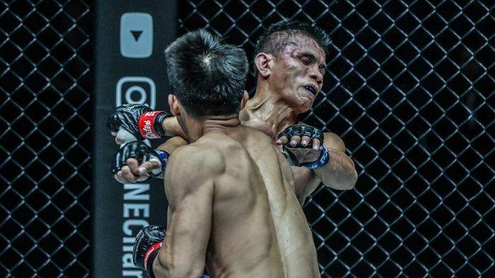 Dihajar Sampai Tak Melihat, Atlet ONE Championship Indonesia Mau ke Tepi Jurang