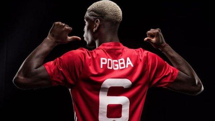 Juventus Alihkan Pandangan Ke Bintang Muda Lyon, Jika tak Dapatkan Paul Pogba