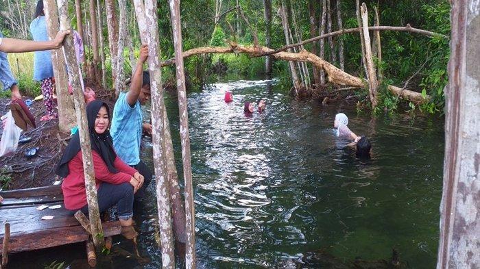 Sungai Paye Purun Cocok Jadi Objek Wisata di PALI, Nikmati Sensasi Berenang di Alam Liar Nan Asri