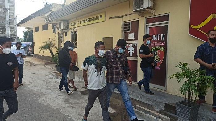 Modus Ngekost, Pecatan Polisi Mencuri di Rumah Kontrakan Milik Kakak Katim Heri Gondrong
