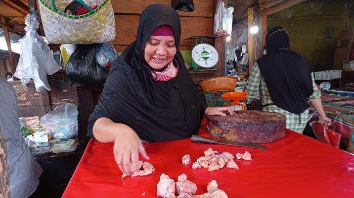 Sejak PPKM Pengetatan, Harga Ayam Potong di Lubuklinggau Anjlok: Padahal Sudah Dekat Lebaran