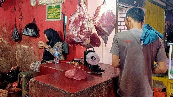 Harga Bahan Pokok di Pasar Kayuagung OKI Naik, Penjualan Justru Meningkat, Ini Alasannya