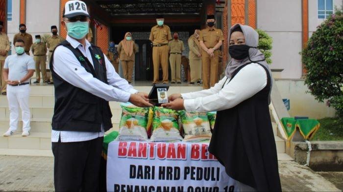 Bupati Musirawas Apresiasi Perusahaan Peduli Penanganan Covid-19 & Bantu Masyarakat yang Terdampak