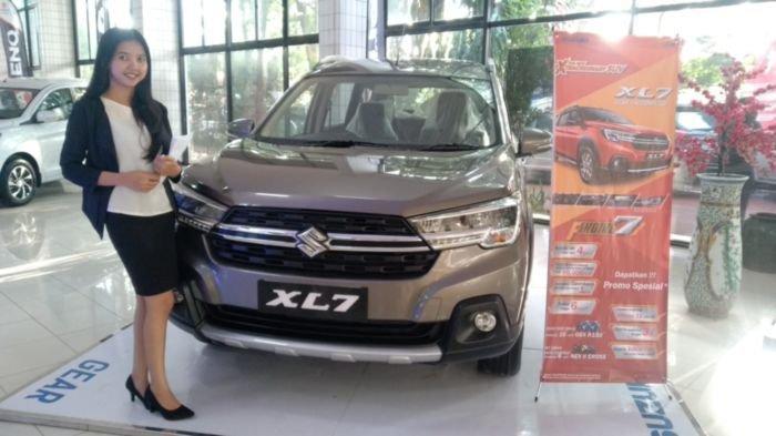 Harga Suzuki XL7 di Palembang, Mulai Rp242,5 Juta, Mobil Suzuki XL7 Gagah dan Nyaman untuk Penumpang