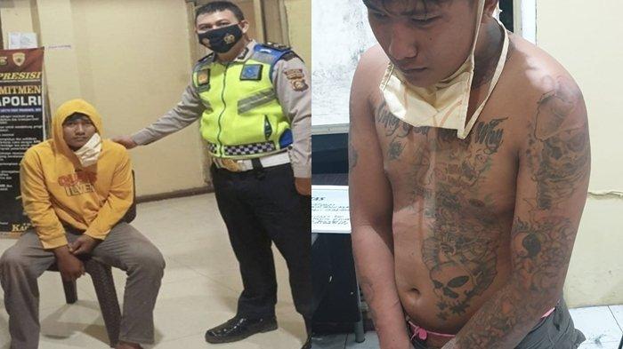 Wanita Tua Jadi Korban Jambret di Jalan Tanjung Enim-Muara Enim, Pelakunya Baru Bebas 2 Bulan