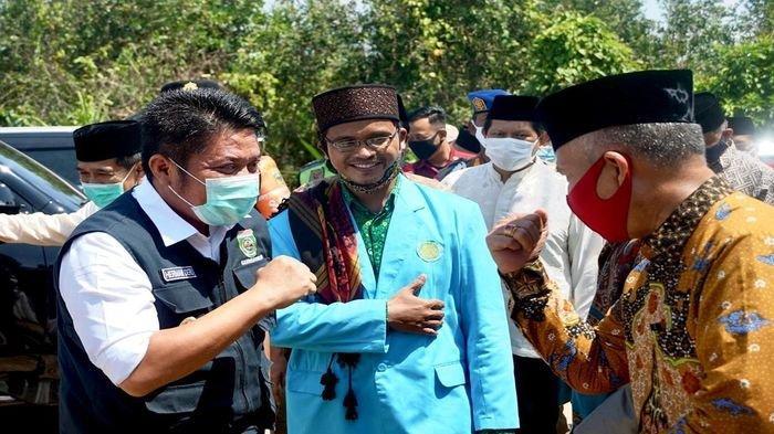 Hadiri Pekan Pemuda Muslim Indonesia di Banyuasin, Pesan Herman Deru Agar Meneladani Rasulullah SAW