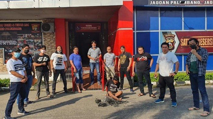 Mencuri Kabel LAN Internet di Rumah Sakit, Warga Palembang Ini Terpaksa Berurusan Dengan Polisi