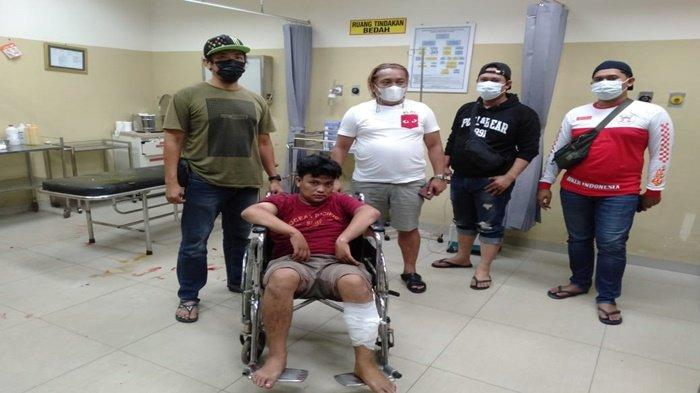 Sampai ke Bengkulu Dikejar, Pelaku Penyiram Air Keras Satpam UIN Palembang Ditangkap : Saya Dibayar