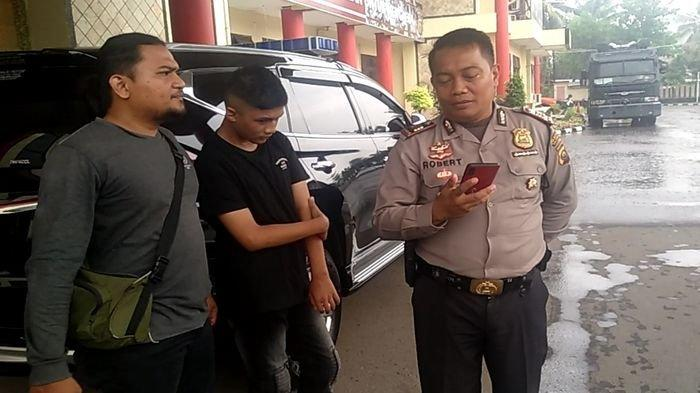 Pelaku Teror Bom di Komplek TNI Talang Aman Palembang Diamankan, Masih Anak SMA dan Dibawah Umur