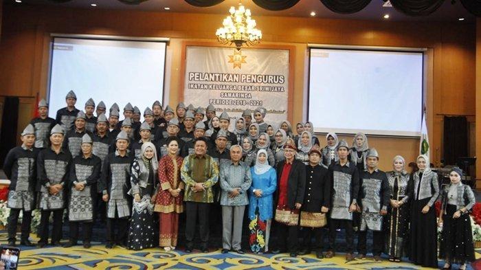 Gubernur Herman Deru Hadiri Pelantikan IKABES Sriwijaya Sumsel di Kalimantan Timur