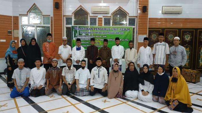 Inovasi Pengurus Baru Masjid Darussa'adah Palembang, Fokus Syiar Masjid Dengan 5 Hal Ini