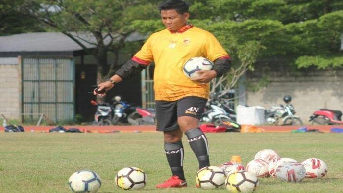 Kontraknya Disudahi Manajemen Sriwijaya FC,Ananto Sebut Ini Realita di Sepakbola