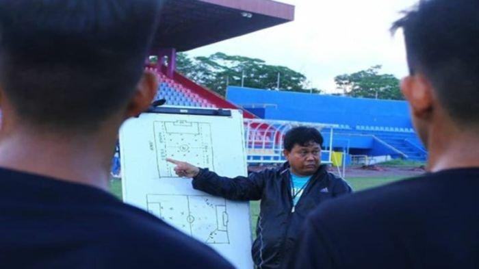 Alasan Kontrak Budiardjo Thalib tak Diperpanjang Jadi Pelatih Sriwijaya FC, Incar Lisensi A Pro