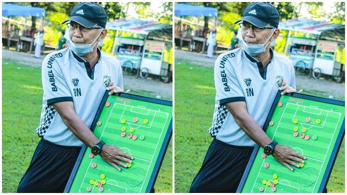 Keselamatan Nomor Satu, Pelatih Muba Babel United Ingatkan Pemainnya Tetap Latihan Walaupun Libur