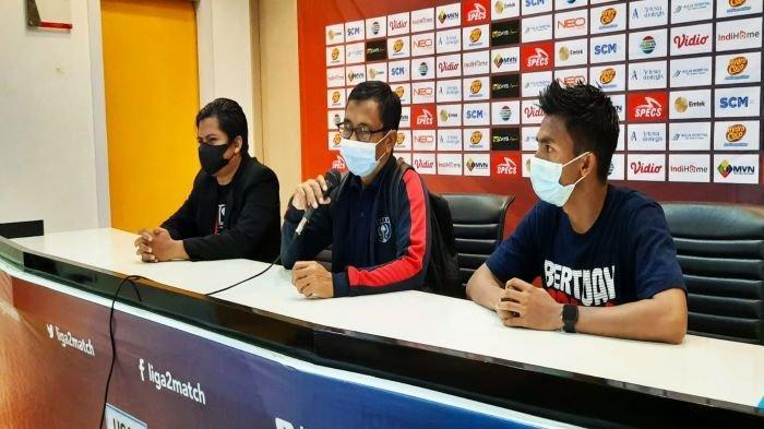 Ditanya Persiapan PSPS Hadapi Sriwijaya FC Liga 2 Jafri Sastra Enggan Berkomentar, Ini Alasanya